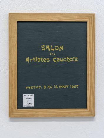 Tenir salon