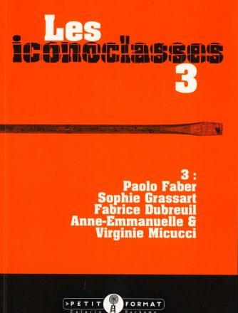 Les Iconoclasses n°3